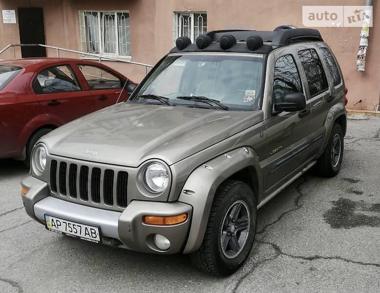 Jeep Liberty 2004 в Запорожье