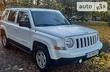 Jeep Patriot 2016 в Чернигове