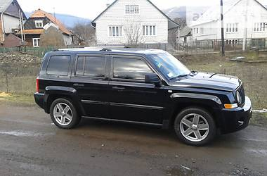 Jeep Patriot 2007 в Воловце