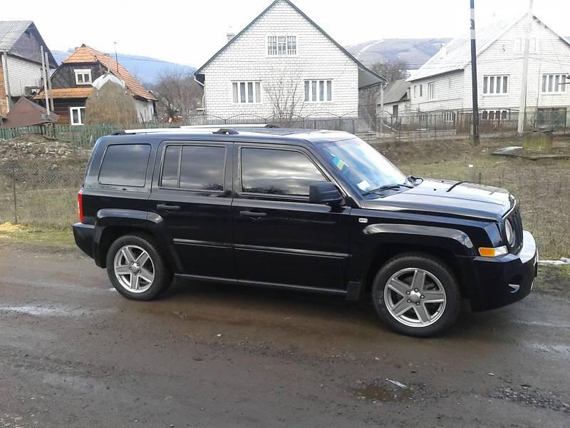 Jeep Patriot 2007 в Воловце