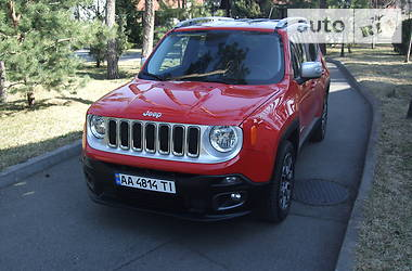 Jeep Renegade 2016 в Киеве