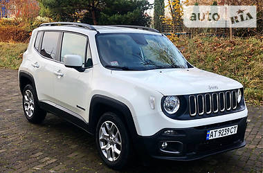 Jeep Renegade 2016 в Ивано-Франковске