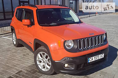 Jeep Renegade 2015 в Черкассах