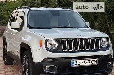 Jeep Renegade 2015 в Первомайске