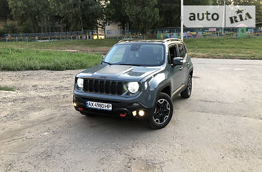 Jeep Renegade 2017 в Харкові