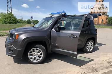 Внедорожник / Кроссовер Jeep Renegade 2017 в Шостке