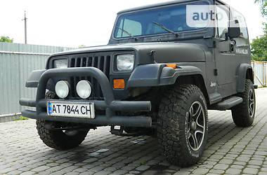 Jeep Wrangler 1992 в Ивано-Франковске