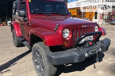 Jeep Wrangler 2013 в Черновцах