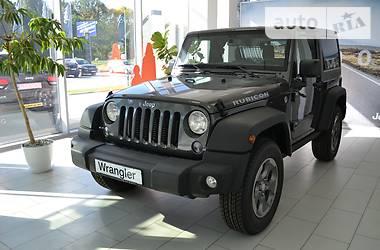 Jeep Wrangler 2017 в Львове