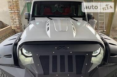 Jeep Wrangler 2018 в Днепре