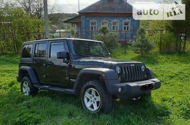 Jeep Wrangler 2015 в Львові