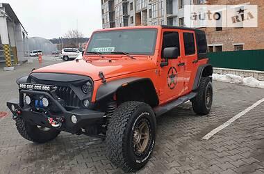 Jeep Wrangler 2015 в Хмельницком
