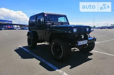 Jeep Wrangler 1995 в Киеве