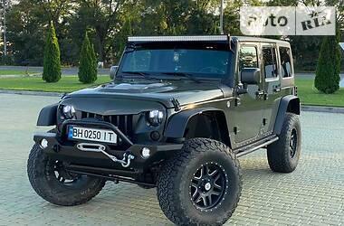 Jeep Wrangler 2015 в Одессе