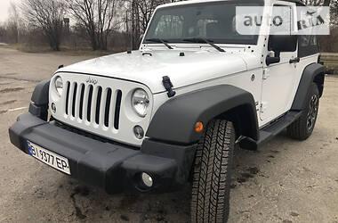 Jeep Wrangler 2017 в Пирятине