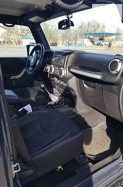 Позашляховик / Кросовер Jeep Wrangler 2017 в Новій Каховці
