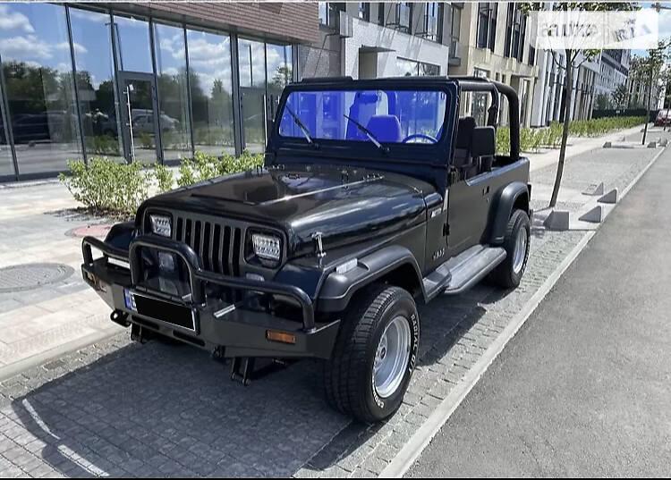 Универсал Jeep Wrangler 1994 в Киеве