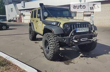 Внедорожник / Кроссовер Jeep Wrangler 2013 в Северодонецке