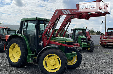 Трактор сельскохозяйственный John Deere 6300 1996 в Ратным