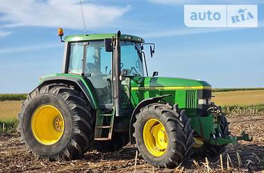 Трактор сельскохозяйственный John Deere 6800 1997 в Луцке
