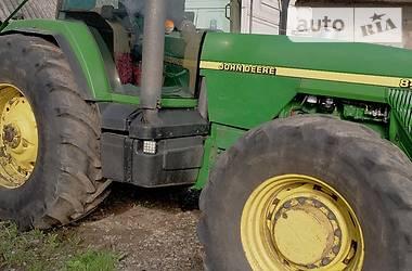 Трактор сельскохозяйственный John Deere 8400 1996 в Хмельницком