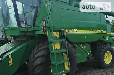 John Deere 9640 2007 в Дніпрі