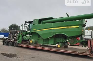 Комбайн зернозбиральний John Deere S 680 2013 в Херсоні