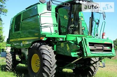 John Deere T 660 2008 в Звенигородці