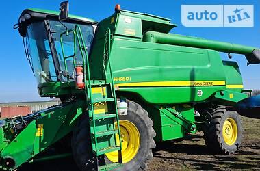 John Deere W 660 2007 в Синельниково