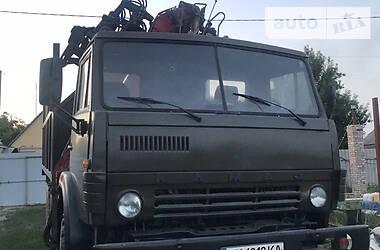 Лесовоз / Сортиментовоз КамАЗ 43101 1992 в Змиеве