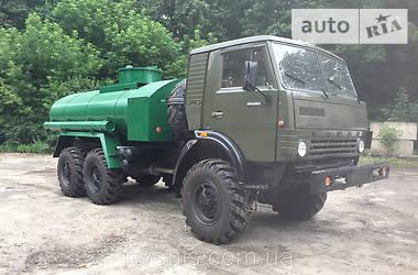 КамАЗ 4310 АЦ -7 +ABS