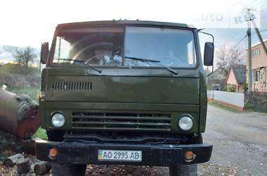 КамАЗ 4310 1985 в Хусте