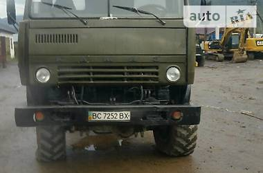 КамАЗ 4310 1987 в Сколе