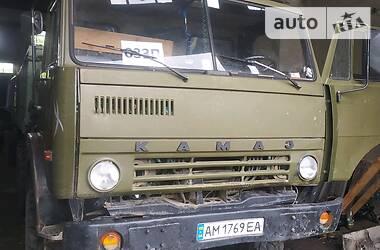 Самосвал КамАЗ 4310 1990 в Попельне