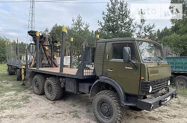 Лісовоз / Сортиментовоз КамАЗ 4310 1991 в Полтаві