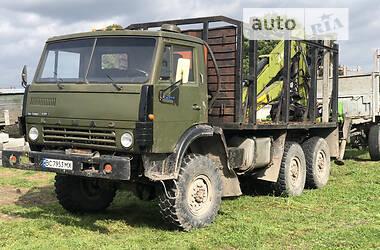Кран-маніпулятор КамАЗ 4310 1992 в