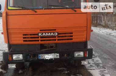 КамАЗ 45143 2006 в Хмельницькому