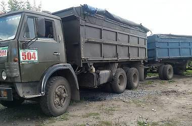 КамАЗ 53102 1989 в Шепетівці