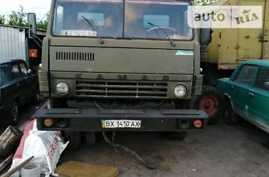 КамАЗ 53102 1990 в Вінниці