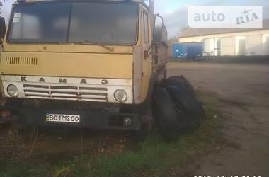 КамАЗ 53102 1986 в Львове