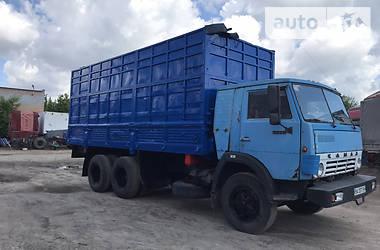 Зерновоз КамАЗ 53202 1992 в Кропивницькому