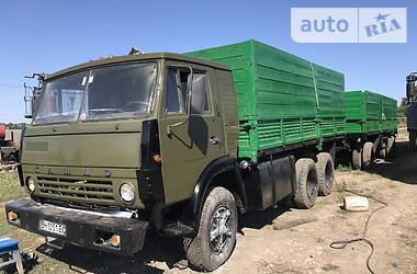 КамАЗ 5320 1990 в Сарате