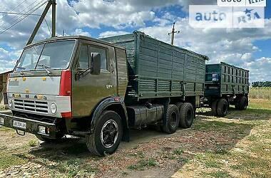 Бортовой КамАЗ 5320 1992 в Виннице