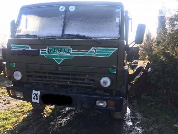 КамАЗ 53212 1990 в Ужгороде