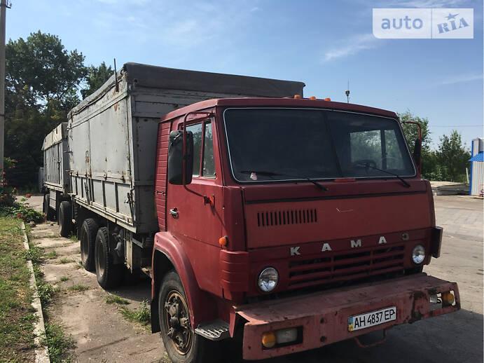 КамАЗ 53212 1991 в Славянске
