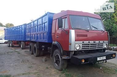 Бортовой КамАЗ 53212 1984 в Николаеве