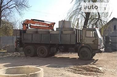 КамАЗ 53212 1992 в Ивано-Франковске