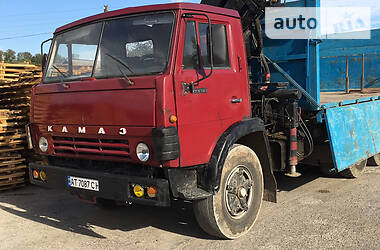 КамАЗ 53212 1988 в Снятине