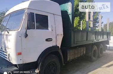 Бортовой КамАЗ 53212 1989 в Кременной