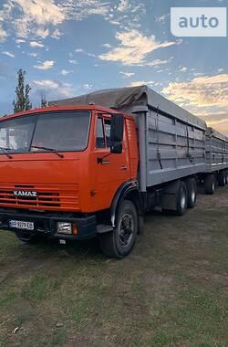 Зерновоз КамАЗ 53212 1996 в Мелитополе